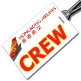 Hong Kong Airlines Crew Tag (landscape)
